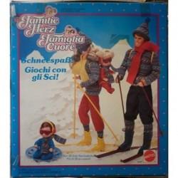 Famiglia Cuore Heart Family - accessori per la neve