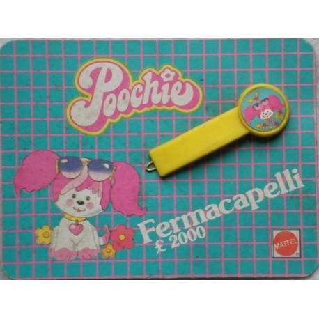 Poochie fermacapelli 1983