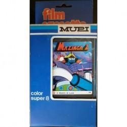 Mupi filmino Super 8 Mazinga Z - Il mostro di luce