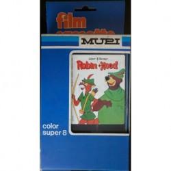 Mupi filmino Super 8 Walt Disney Robin Hood