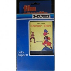 Mupi filmino Super 8 Walt Disney Peter Pan