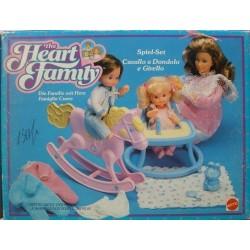 Famiglia Cuore Heart Family - Giochi per i bambini
