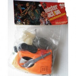 Set accessori per personaggi 30 cm Mister Action