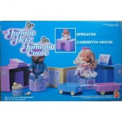 Famiglia Cuore Heart Family - cameretta giochi