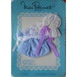 Vestito per bambola Miss Petticoat II