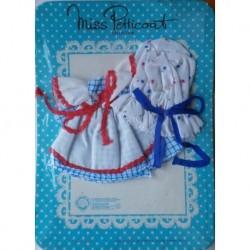 Vestito per bambola Miss Petticoat III