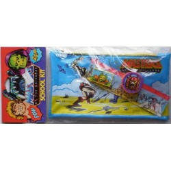 Masters of the Universe kit scuola