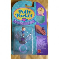 Polly Pocket anello gioie sorpresa 1993