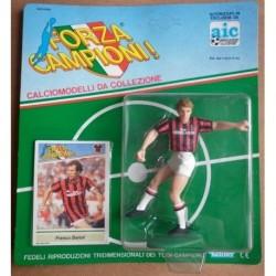 Forza Campioni calciomodelli Franco Baresi AC Milan