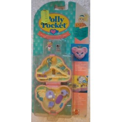 Polly Pocket picnic con Koala 1994