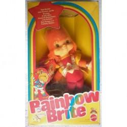 Bambola Iridella Red Butler e folletto rosso