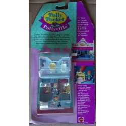 Polly Pocket Pollyville Il negozio di animali 1994