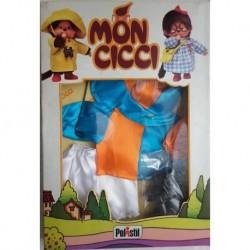 Polistil Moncicci Monchhichi vestito a cavallo