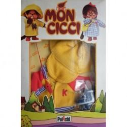 Polistil Moncicci Monchhichi vestito al college