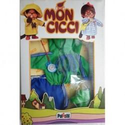 Polistil Moncicci Monchhichi vestito footing
