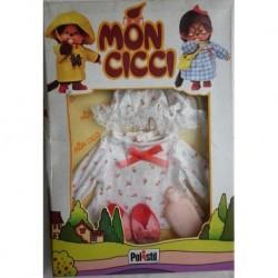 Polistil Moncicci Monchhichi vestito nanna