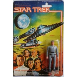 Mego star Trek personaggio Scotty 1979