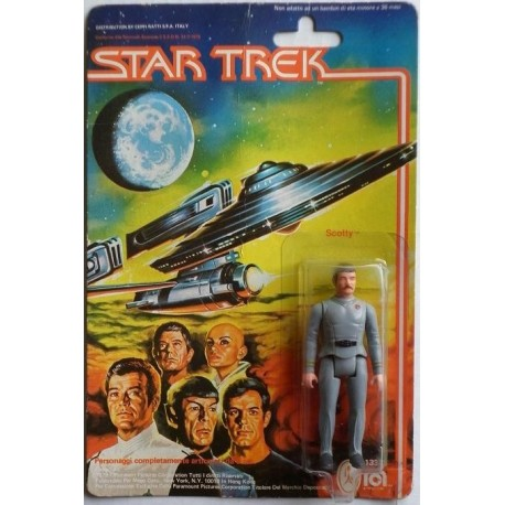 Mego star Trek personaggio Scotty 1979