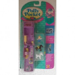 Polly Pocket la scuderia viaggiante 1994