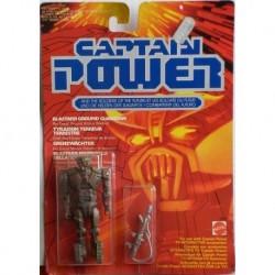 Capitan Power personaggio Blastarr sentinella della terra 1987