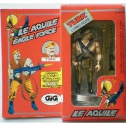 Mego Eagle Force personaggio Turk