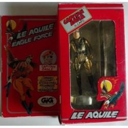 Mego Eagle Force personaggio Capitan Eagle 1981