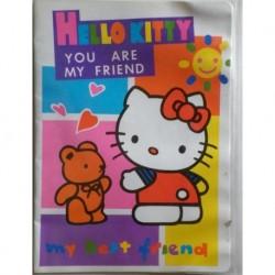 Sanrio Hello Kitty copertina copriquaderno