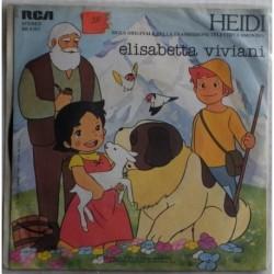 Disco 45 giri sigla Heidi Elisabetta Viviani 1978