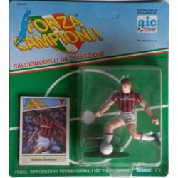 Forza Campioni calciomodelli Roberto Donadoni AC Milan