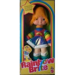 Bambola Iridella Rainbow Brite