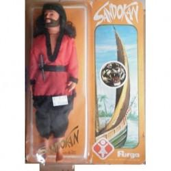 Furga bambola personaggio Sandokan