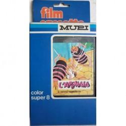 Mupi filmino Super 8 Ape Maia e l'astuto trabocchetto