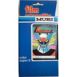 Mupi filmino Super 8 Mazinga Z - Mazinga Z