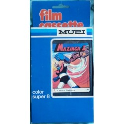 Mupi filmino Super 8 Mazinga Z - Il mostro gladiatore