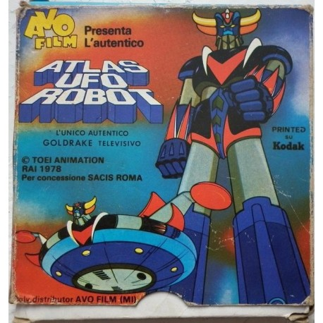 Atlas ufo robot anni fa debuttava in italia il cartone che ha