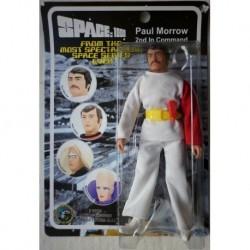 Spazio 1999 personaggio Paul Morrow comandante in 2da