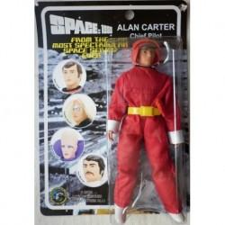Spazio 1999 personaggio Alan Carter comandante capo