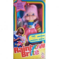 Bambola Iridella Rainbow Brite Baby Brite