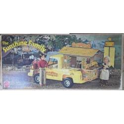 Famiglia Felice Sunshine Family Camper casa su ruote
