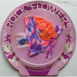 Mattel Rock Flowers Vestito Tie Dye Bells
