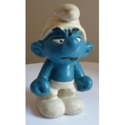 Schleich Peyo Puffo arrabbiato 1983