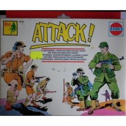 A-Toys Soldatini fanteria del deserto inglesi e tedeschi