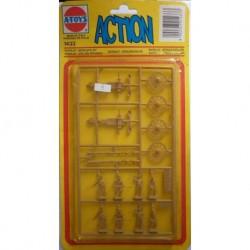 A-Toys soldatini Waterloo artiglieria inglese 1/72