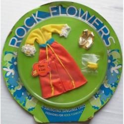 Mattel Rock Flowers Vestito Flares 'n lace