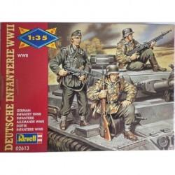 Revell soldatini 2 guerra mondiale fanteria tedesca