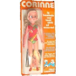 Italocremona bambola Corinne Corinna bionda