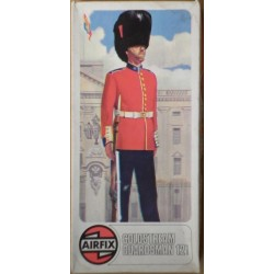 Airfix Coldstream Guardsman guardia di Buckingham 1/12
