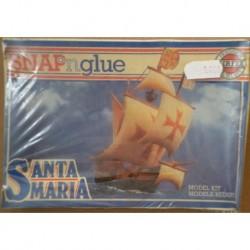 Airfix Kit montaggio Santa Maria 1980