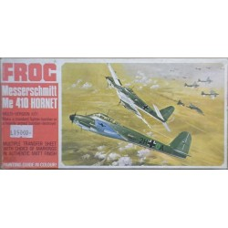 Frog aereo da guerra Messerschmitt Me410 1/72