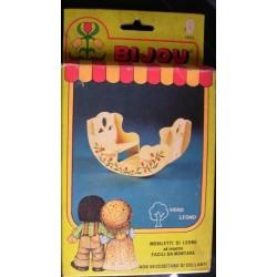 Ceppiratti dondolo per due per bambola Bijou